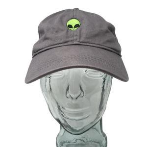 City Hunters Alien Baseball Cap OSFM